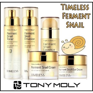 [TONYMOLY] トニーモリー Timeless Ferment Snail Skin140mlEmulsion140mlEssence50ml Cream45ml Eye Cream40ml