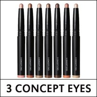 [3 CONCEPT EYES] Long Wear Eye Crayon 1.5g / Eye Shadow