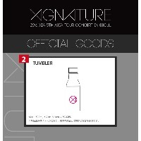 JYJ 2016 XIGNATURE  XIA 5TH AISA TOUR コンサートSEOUL 公式グッズ TUMBLER