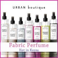 [Hot in Korea] Urban Boutique Fabric Perfume / Wearing the Scent