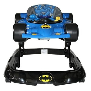[アメリカ直送]Kids Embrace Baby Walker - Batman