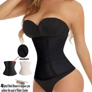 Waist Trainer Cincher Hot Body Shapers Sport Workout Waist Training Corsets Girdle Control Cincher...