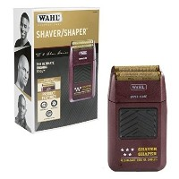 Wahl Professional Bump Free 5 Star Shaver Shaper + Charging Base