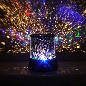 Colourful Stars Cosmos Laser Projector