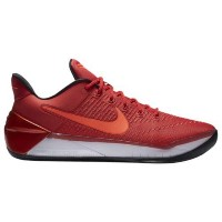 (取寄)Nike ナイキ メンズ コービー A.D. バスケットシューズ Nike Men's Kobe A.D. University Red Total Crimson Black