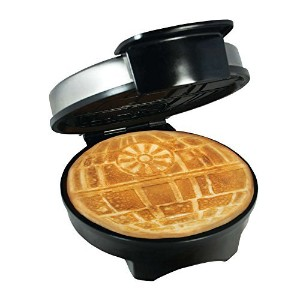 Exclusive Star Wars Death Star Waffle Maker - Officially Licensed Waffle Iron [並行輸入品]
