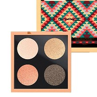 M.A.C ・マック, New & 限定版 !!! Eyeshadow Palette アイシャドウパレット - Call of the Canyon (4 Colors) [海外直送品] ...