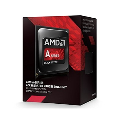 AMD A-series プロセッサ A10 7870K BlackEdition FM2+ AD787KXDJCBOX