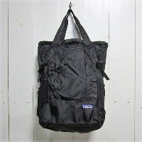patagonia パタゴニア [lightweight travel tote pack][22L][black]