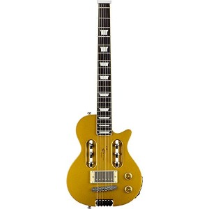 Traveler Guitar EG-1 Custom Gold V2 Gold エレキギター (トラベラーギター)