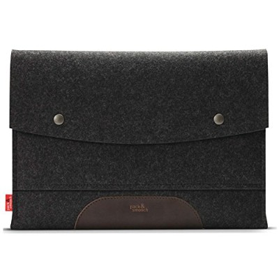 Pack&Smooch Hampshire MacBook Air 11 (Anthracite/DarkBrown)