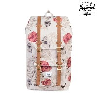 Herschel Supply Co Little America(ハーシェル サプライ リトルアメリカ)Pelican Floria/Tan Synthetic Leather【バックパック】...