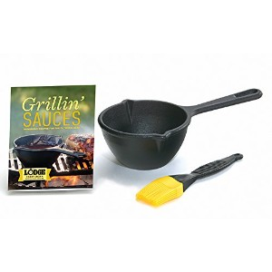 Lodge LMPK Grillin' Sauces Kit by Lodge