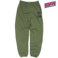 SOFFE(ソフィー)MARINE CORPS Sweat Pants [D0024219][OD]