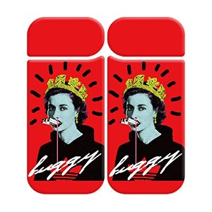 【iQOS専用Gizmobies (ギズモビーズ)】BUGGY(バギー)×Gizmobies/God save the queen[ZL-0041-IQOS-A]