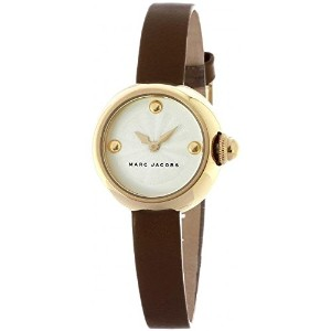 [マーク バイ マーク ジェイコブス] Marc by Marc Jacobs 腕時計 Women's 'Courtney' Quartz Stainless Steel and Brown...