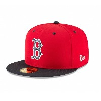 ニューエラ キャップ ボストン レッドソックス NEWERA MLB AUTHENTIC COLLECTION ON-Field Batting Practice 59FIFTY Prolight...