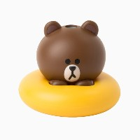[NEW] Line Friends Store Official Goods : Brown USB Humidifier