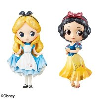 Q posket Disney Characters -Special Coloring vol.1- 豪華スペシャルカラー2種セット