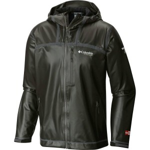 コロンビア Columbia メンズ アウター ジャケット【Outdry Ex Stretch Hooded Shell Jacket】Black