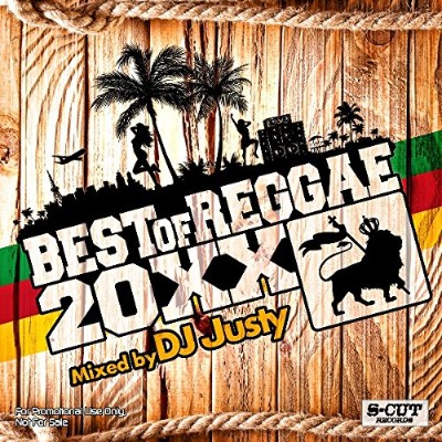 【DJ Justy】BEST of REGGAE レゲエ MIX CD