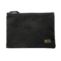 ■MIS(エムアイエス)■TOOL POUCH(M) 1001-BLACK■MADE IN CALIFORNIA