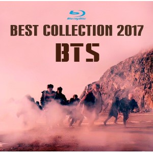 BTS BEST COLLECTION 2017 Blu-ray