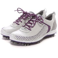 【SALE 30%OFF】エコー ECCO WOMEN'S GOLF BIOM G 2(CONCRETE/IMPERIAL PURPLE) レディース