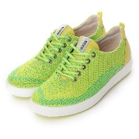 【SALE 30%OFF】エコー ECCO ECCO WOMENS GOLF CASUAL HYBRID (Lime P-Toucan N/Sulphur) レディース