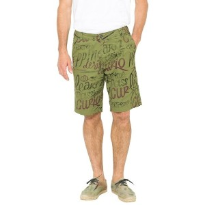 【SALE 46%OFF】デシグアル Desigual PANT_DEBO (OLIVE BRANCH)