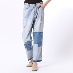 【SALE 50%OFF】デシグアル Desigual DENIM_OLGA (DENIM BLEACH)