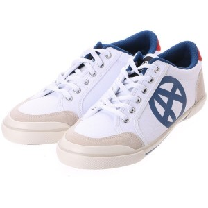 【SALE 50%OFF】アキュパンクチャー acupuncture レディース スニーカー A60102 Emma LO WHT/NVY A60102 5083 レディース