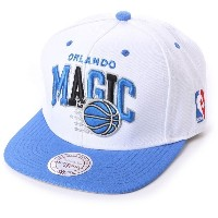 【SALE 40%OFF】ミッチェル アンド ネス MITCHEL & NESS atmos WHITE TRI POP SNAPBACK (WHITETYPE2)