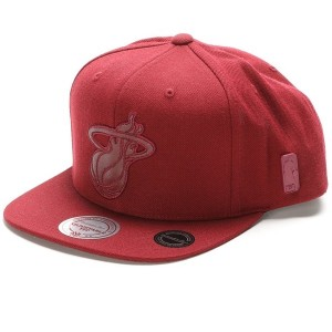 【SALE 40%OFF】ミッチェル アンド ネス MITCHEL & NESS atmos BASE SNAPBACK (RED)