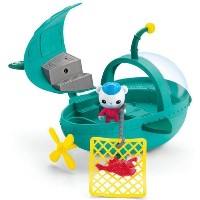 Fisher-Price Octonauts Gup A Deluxe Vehicle Playset [並行輸入品]