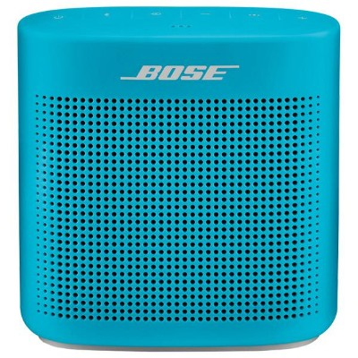 BOSE Bluetoothスピーカー SoundLink Color II ブルー SOUNDLINK COLOR II BLU [SOUNDLINKCOLOR2BLU]【RNH】