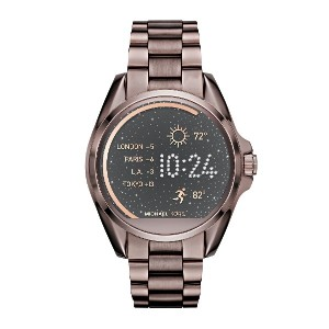 レディース MICHAEL KORS ACCESS BRADSHAW TOUCHSCREEN SMARTWATCH スマートウォッチ ブロンズ