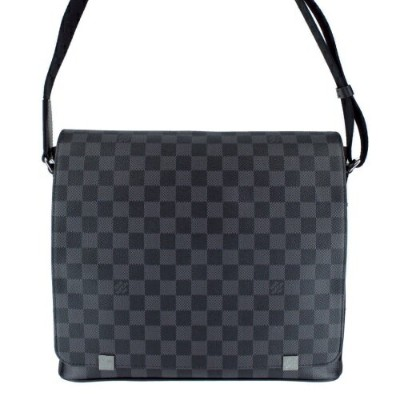 LOUIS VUITTON ルイヴィトン バッグ N41029 ダミエ・グラフィット ディストリクトMM NM