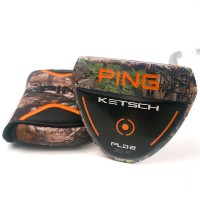 PING Limited PLD2 Camo Ketsch Realtree Xtra (即配)【ゴルフ ゴルフクラブ>パター】