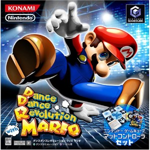 Dance Dance Revolution with MARIO (マットコントローラ同梱)