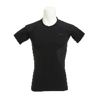【セール実施中】【送料無料】EVOLUTION LIGHT BASELAYER SHIRT 181012 black