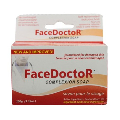 海外直送品 Face Doctor Rejuvenating Soap, 3.35 oz
