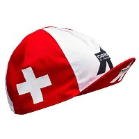 Assos Swiss Cycling Cap (Red & White) by assos