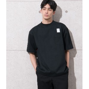 【CAMBER for ADAM ET ROPE'】FAKE PRINT Tシャツ
