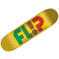【フリップ デッキ】FLIP Deck ODYSSEY FADED TEAM 8.0x31.5