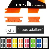 BOXSTIX FINBOX SOLUTIONS Dual Tab2/FCS2 スティック ボックススティック フィンボックスカバー サーフィン【ゆうパケット対応】【小型宅配便】【コンビニ受取対応商品...