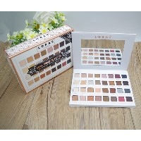 Newest Mega LORAC PRO 32 Color Eye Shadow Palette Blush Eyeshadow Makeup Cosmetic Palette