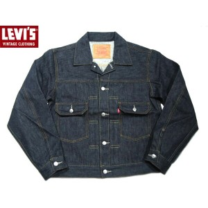 【期間限定30%OFF!】LEVI'S VINTAGE CLOTHING/(リーバイスビンテージクロージング)/1953 #507XX TYPE 2 DENIM JACKET/made in U.S...
