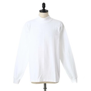 CAMBER[キャンバー] / CAMBER 306 MAX WEIGHT MOCK TURTLE (メンズ T-シャツ ロンティー ロンT 長袖 カットソー)700051021-WHT【AST】