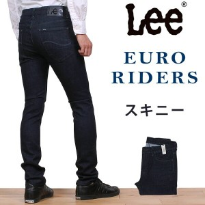 【5%OFF】【国内送料無料】『EURO RIDERS』ユーロライダース スキニー/Lee/リー/スキニー/スリム/Lee--LM0815_100fs3gm【RCP】アクス三信/AXS...